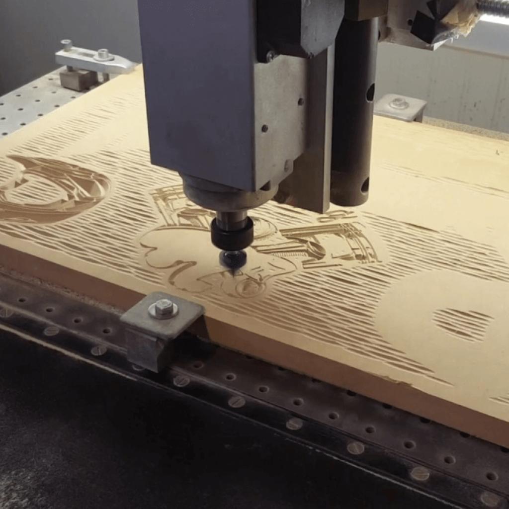 Engrave CNC