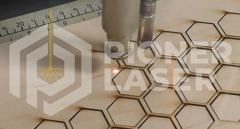 Mesin Laser Cutting Kayu