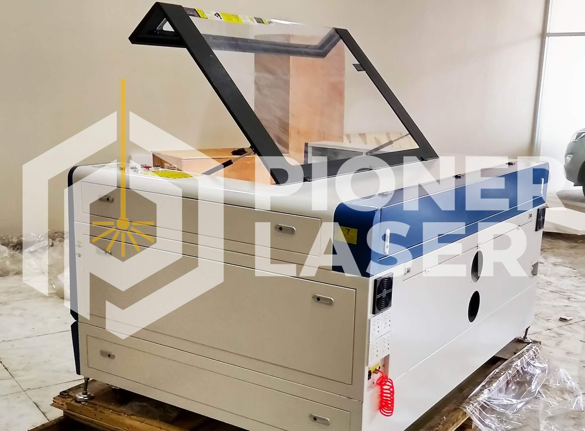 Mesin Laser Cutting Kulit