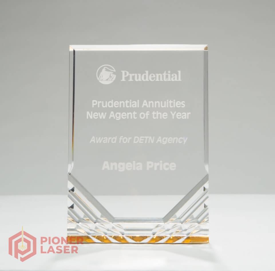 Plakat Akrilik Award