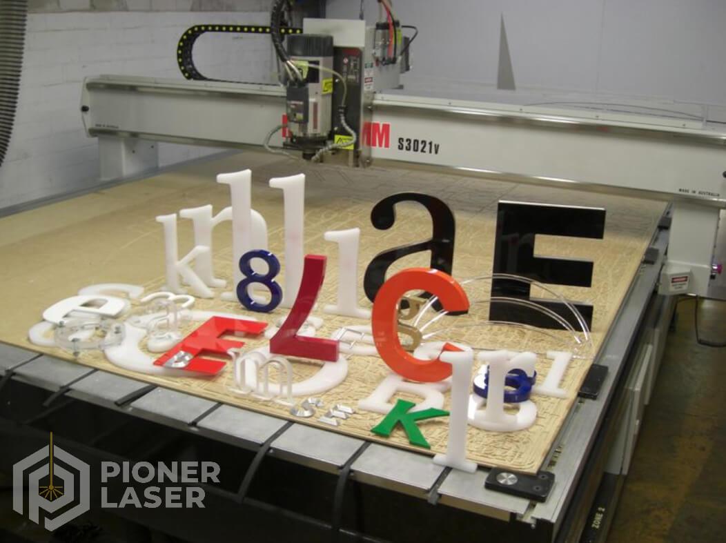 Jasa Cutting Laser Akrilik